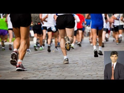 Is running good for the heart? Dr Aashish Contractor