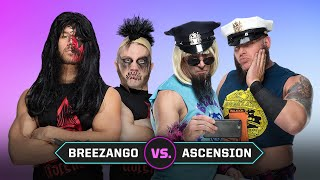 Breezango vs. The Ascension: Superstar Impersonation Battle
