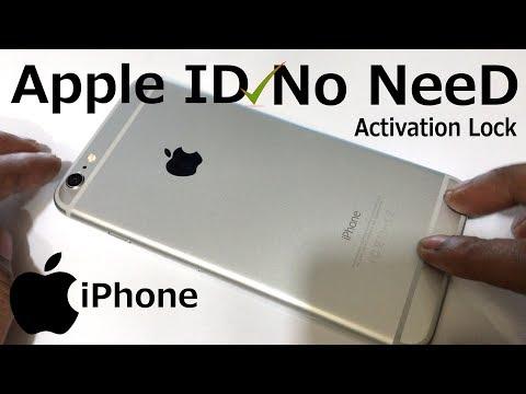 No Need Apple ID✔️ ||| Activation iCloud Unlock |||