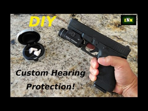 DIY Custom Hearing Protection