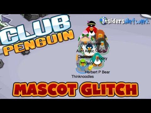 Club Penguin: Mascot, Friend Igloo Glitch!