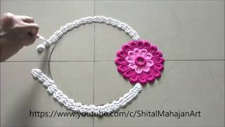 Small and Easy Rakshabandhan Rangoli Designs|Rakhi Rangoli by Shital Mahajan