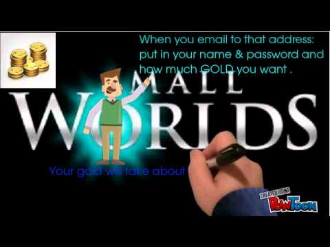 How to get Smallworlds FREE Gold Easy & Quick!