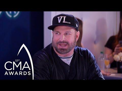 Garth Brooks | 51st CMA Awards Radio Remote | CMA