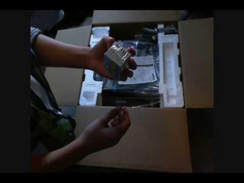 Unboxing: Epson Stylus NX300