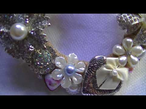 Wedding Horsehoe with extra bling