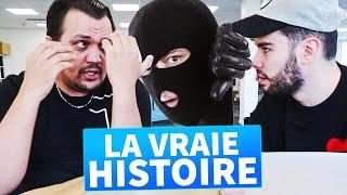 LA VÉRITÉ SUR L'AGRESSION DE TK78