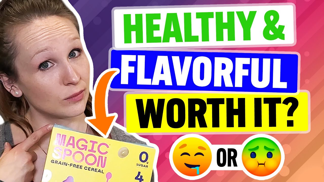 Magic Spoon Review: Healthy Cereal That Tastes Like The Classics?
