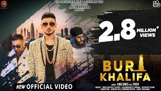 Burj Khalifa (Full Video) King Kaazi | Fateh | Bups Saggu | Latest Punjabi Songs 2019