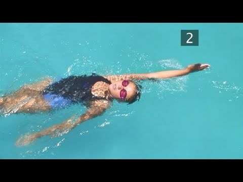 How To Perform Backstroke For Beginners