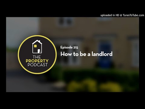 TPP215 How to be a landlord
