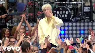 Troye Sivan - Bloom (Live on The Today Show)