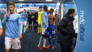 TUNNEL CAM   City 0-1 Chelsea