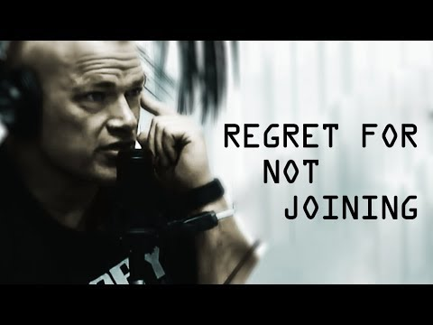 Advice If You Regret Not Joining The Military - Jocko Willink