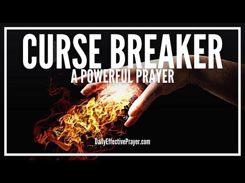 Prayer For Breaking Curses - Curse Breaking Prayer