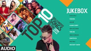 TOP 10 BOLLYWOOD SONGS OF THE 2019   JAN -TO -MARCH   Audio Jukebox
