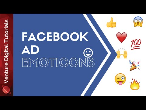 Add Emojis To Facebook Ads - How To
