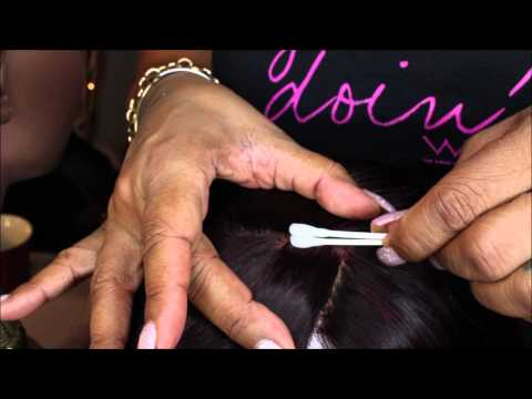 How To: Remove Dye from a Silk Closure