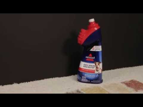 BISSELL® Oxy Stain Destroyer Pet Brush Head
