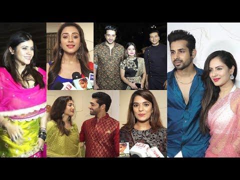 Xxx Mp4 Ekta Kapoor Diwali Party 2019 Full Video Puja Banerjee Hiba Nawab Adaa Khan Pooja Gor 3gp Sex
