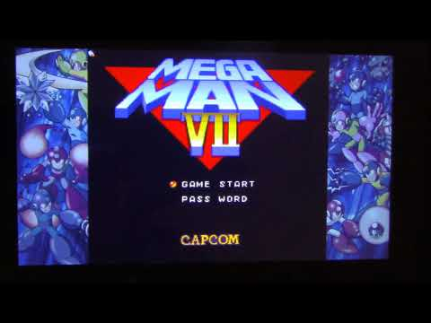 First Impressions Mega Man Legacy Collection Mega Man VII Nintendo Switch