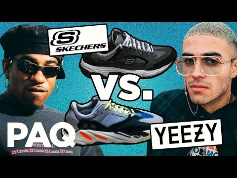 Testing the Yeezy Wave Runner vs. other Dad Sneakers | PAQ EP #18 | A show about streetwear
