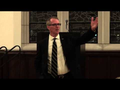 Winston Forum on Business Ethics with Representative Bob Inglis