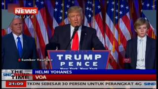 Laporan Langsung VOA untuk MNC News: Jelang Pelantikan Trump
