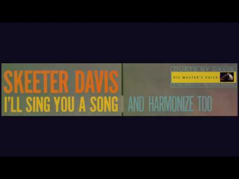 Skeeter Davis - Someone I'd Like To Forget