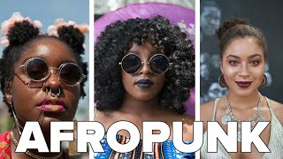 We Tried AfroPunk-Inspired Looks
