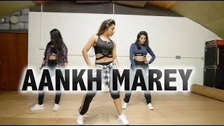 Aankh Marey  Simmba  Bollyhood Style  Choreography  London