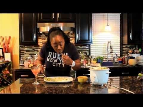 Tilapia w/ Lemon Butter Sauce, Cilantro Rice & Asparagus.