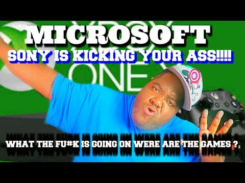 THE XBOX ONE IS JUST DEAD LET'S FACE IT - MICROSOFT WHATS GOING ON ?