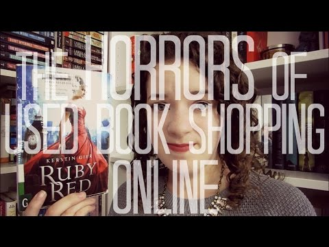 The Horrors of Used Book Shopping Online | Book Chat