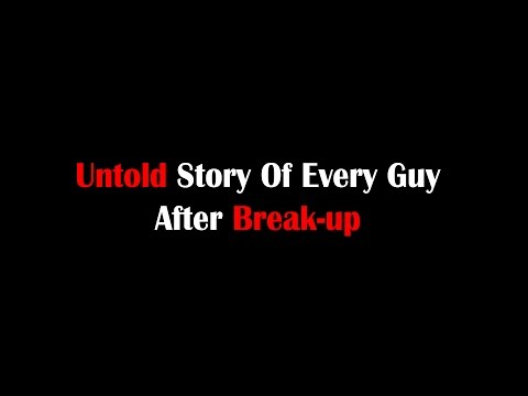 Untold Story Of Every Guy After Break-up ||Share for cause||True Stories ||A Time With Adi||