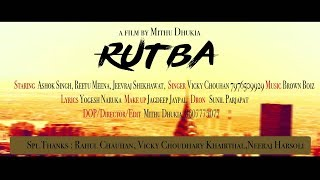 Rutba new haryanvi song trailer//vicky chouhan