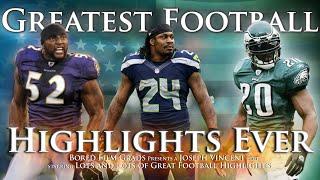 Greatest Football Highlights Ever - Volume 1