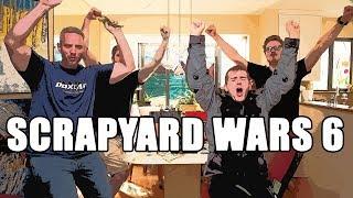 Scrapyard Wars 6 Pt. 2 - $1337 Gaming PC Challenge