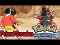 Primal Groudon in Pokemon Soul Silver