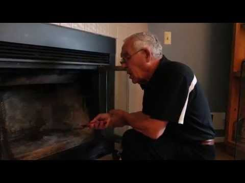 How to Fix a Cracked Fireplace - PasqualeDIY