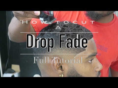 TRAILER! How to cut a wave length DROP FADE from curly top! COMING SOON