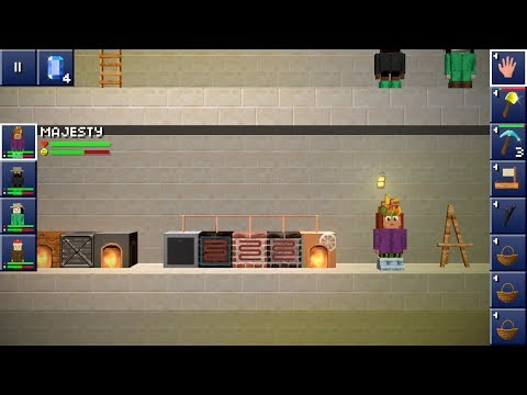 The Blockheads - How To Set Up Electricity