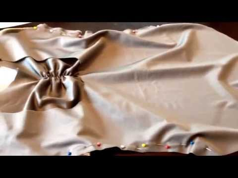How To Make A Ballet Leotard