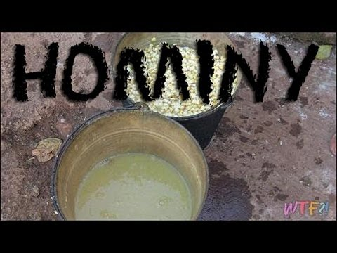 What Is Hominy? / How to Make Pozole Recipe