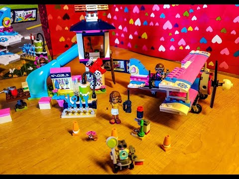 Lego Plane FAST build
