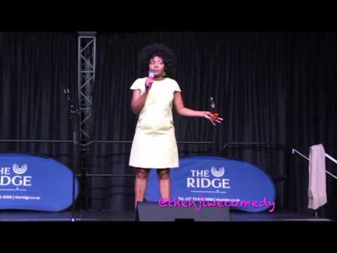 Thenjiwe Performs at The Ridge Cover