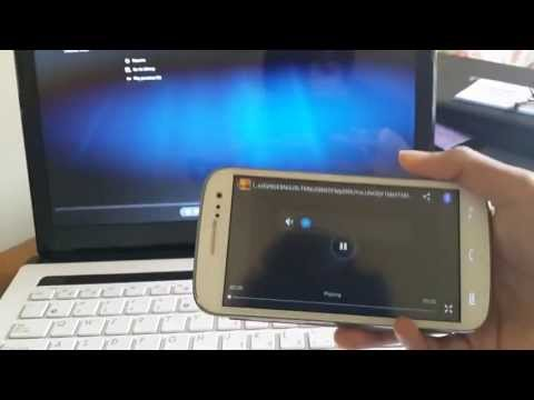 How To Use DLNA To Stream Videos To PC  In Any Android Phone