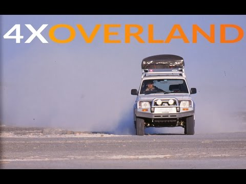 4x4 How to drive on Salt Pans