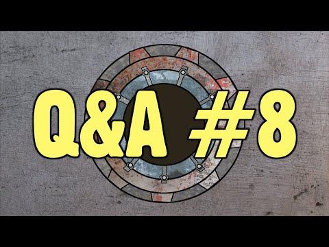Eighth Q&A!
