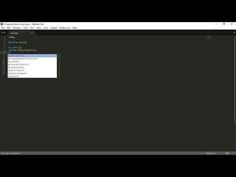 Getting mac address using php beginner tutorials php getting physical address of PC